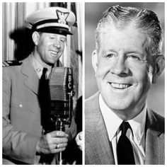 Rudy Vallee-Coast Guard-WW2-Lt.-led the Coast Guard Band (Singer/Actor/Entertainer)
