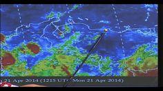21.04.14 Pronóstico Oficial - Inameh
