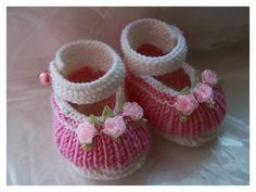 This Mary Jane Baby Booties Free Knitting Pattern is a very cute set of booties that you can make as a gift or for yourself. Make one now with the free pattern provided by the link below.