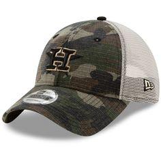 best sneakers acde8 7c439 Men s Houston Astros New Era Camo Tonal Trucker 9TWENTY Adjustable Snapback  Hat, Your Price   24.99