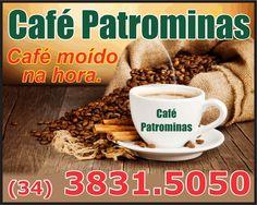 A Café Patrominas é um parceiro do Guia OlhouLigou, Café Patrominas é uma empresa que produz um café delicioso com gostinho do café original lá da roça e moído na hora.