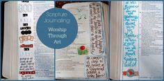 Bible Journaling can help you grow so much in your walk with Christ. How do you get started and what do you use? Here are some great tips for the newbie in Bible Journaling!