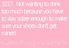 - Super White Girl Problems #3217