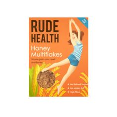 Rude Health Cereal must have. On Khoollect