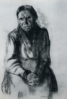 Kathe Kollwitz, See the Virtual Artist gallery: www.theartistobjective.com/gallery/index.html