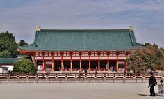 Image result for Heian shrine