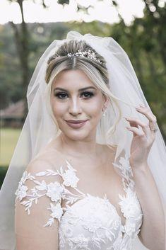 Tutorial e detalhes da maquiegam de Niina Secrets em seu casamento