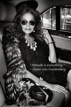 Monday Inspiration: Diane Von Furstenberg