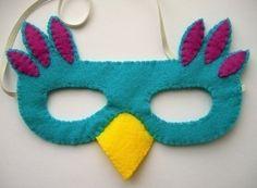 Máscaras de animais.....!!!!