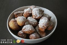 Learn how to make perfect castagnole, a traditional Carnevale treat from northern and central Italy.