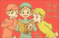 注目の日本人イラストレーターが描くディズニーキャラ擬人化がスゴイ!