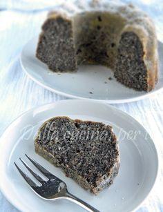 Mákos kuglóf Hungarian Cake, Hungarian Recipes, Gf Recipes, Cake Recipes, Cooking Recipes, Paleo Whole 30, Paleo Dessert, No Bake Cake, Healthy Snacks