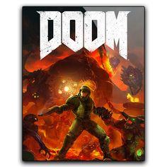 Icon Doom by HazZbroGaminG