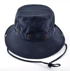 c042e3465 Beach Hats For Men Bob Woman Bucket Gorras S Casual Fishing Caps Men S Uv