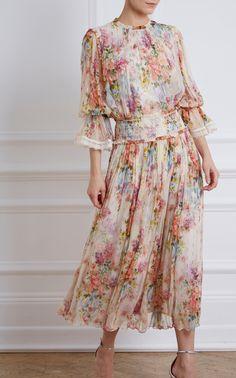 Evening Trousers, Lace Dress, Dress Up, Ballerina Dress, Chiffon Gown, Floral Chiffon Maxi Dress, Modest Fashion, Romantic Fashion, Modest Clothing