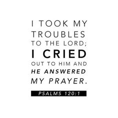 How amazing is it that all we have to do is ask, and it is done? Prayer is the most powerful tool in our belt!