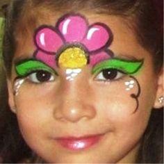 Very Easy Face Painting Ideas - Face Paint Ideas