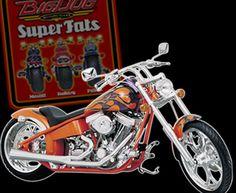 Super Fats! 2001 Big Dog Motorcycles Mastiff