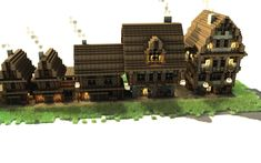 Medieval building pack! [AngelBlockApp] Minecraft Project