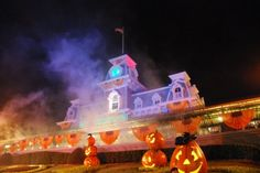 Attend Mickey's Not So Scary Halloween Party!