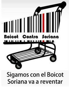 boicot a soriana, que no se te olvide el fraude