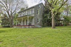 c. 1851 Colonial in Columbia, Pennsylvania - OldHouses.com