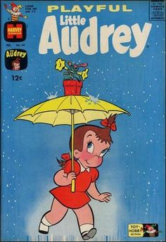 1963 Comic Books | Playful Little Audrey 44-A by Harvey