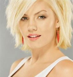 choppy bob hairstyles for fine hair