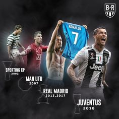 Football, real madrid, and juventus: b r football ronaldo sporting cp 2002 man utd Cristiano Ronaldo Cr7, Cristino Ronaldo, Ronaldo Juventus, Portugal National Team, Leonel Messi, Football Images, Neymar Jr, Soccer Players, Photos