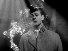 Leslie Howard in Pimpernel Smith. Wonderful scene.