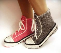Crochet Sneakers Slippers Pattern The Best Collection