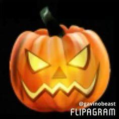 #thunder #Fliagram #FaceQ #miitomo #halloween