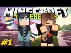 Yandere High School - FIRST DAY OF SCHOOL! [S1: Ep.1 Minecraft Roleplay] - YouTube