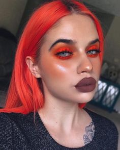 Excellent Cute makeup detail are readily available on our web pages. Have a look and you wont be sorry you did. Cute Makeup, Glam Makeup, Makeup Inspo, Makeup Art, Makeup Inspiration, Makeup Looks, Hair Makeup, Beauty Make-up, Beauty Hacks