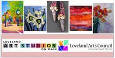 Loveland Art Studios on Main