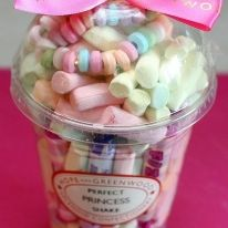 Adorable Party Favor for Birthday Party!