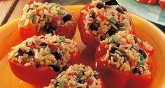Black Bean & Rice Salad
