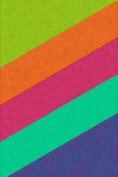 Diagonal HD Striped Wallpaper