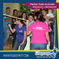 Somos la parte divertida de tu fiesta. Pioneros del todo incluido  Fiestas PequesParty La Fábrica de Sonrisas  #fiestas #animacion #eventos #maracaibo #vzla #Occidente #cumple #yeah #castillos #Snacks #a #TodoIncluido #Party #activaciones #cool #mcbo #niños #kids