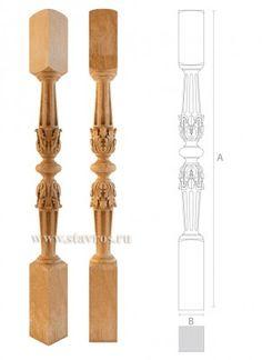 Резные столбы для лестниц,цены, фото, резные столбы для беседки - Ставрос