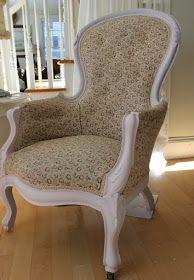 Maison Decor: The Antoinette Chair