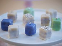Get this all-star, easy-to-follow Petit Fours recipe from Anne Thornton