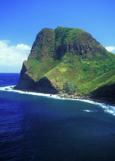 ✮ West Maui Ocean Cliff - Hawaii
