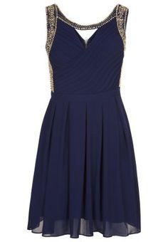 TFNC - DIA - Robe de soirée - bleu