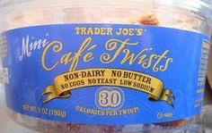 What's Good at Trader Joe's?: Trader Joe's Mini Café Twists