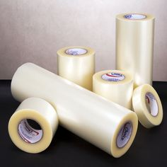 Rtape at65 clear choice tape 50 yd roll vinyl for Low tack tape for crafting