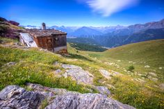 dal Colle di Sampeyre, sulle Alpi | by xamad