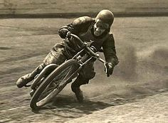 Bluey Wilkinson-Speedway World Champion 1938