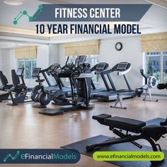 Raising Funding for a SaaS Business  5 year financial plan templates     How about starting your own fitness center business    Checkout this  financial model template which