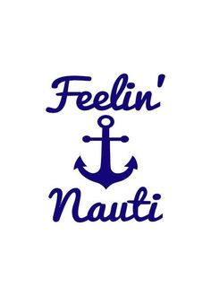 Feeling Nauti Anchor svg Summer svg beach svg funny saying quotes and sayings funny This item is unavailable Boating Quotes, Quotes For Shirts, Mermaid Quotes, Mermaid Art, Beach Humor, Boat Stuff, Thing 1, Horse Quotes, Beach Signs